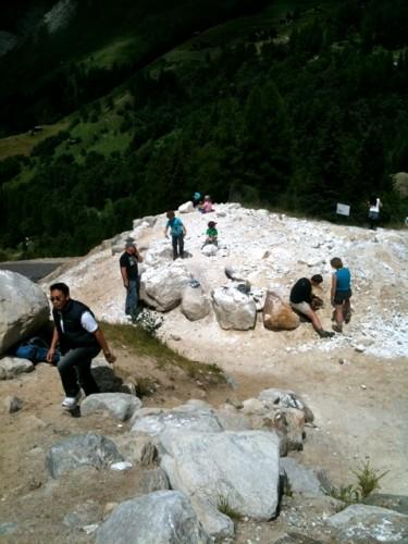 Mine à minéraux Lengenbach
