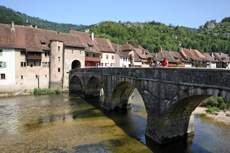 Pont de Saint-Jean, St-Ursanne