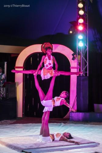 """Circus Harlekin """"Wir sind eine grosse Familie"""""""