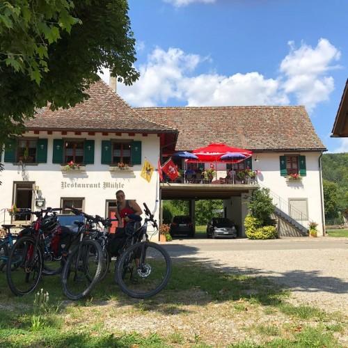 NATURPARK WIRT - Restaurant und Hofgut Mühle Wunderklingen