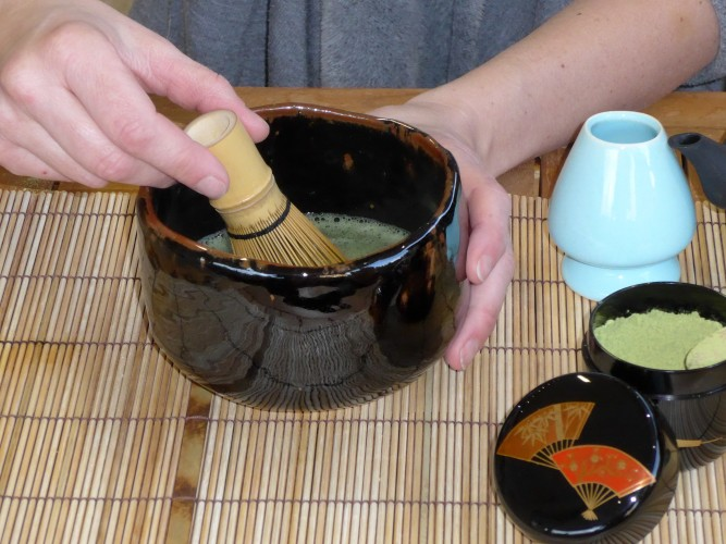 La culture du thé