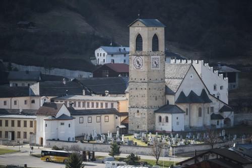Müstair Monastery