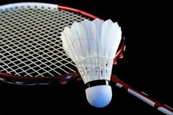 Badmintonabend in Ernen