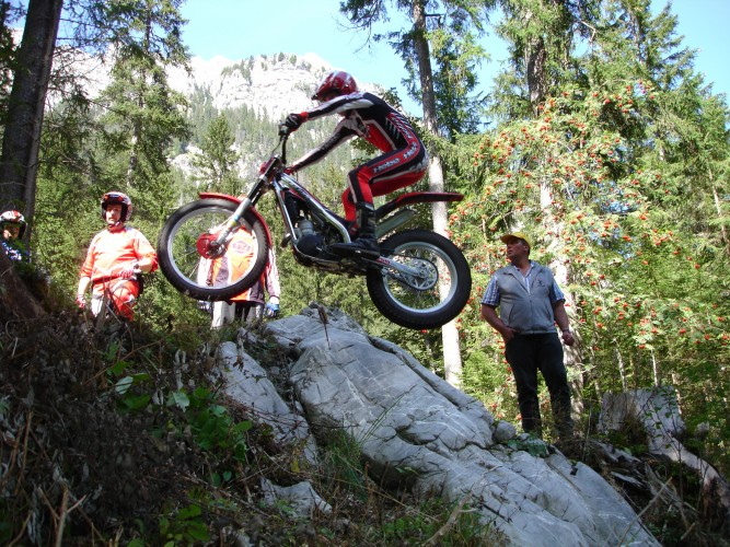 2-Tage Alpen-Trial Grimmialp