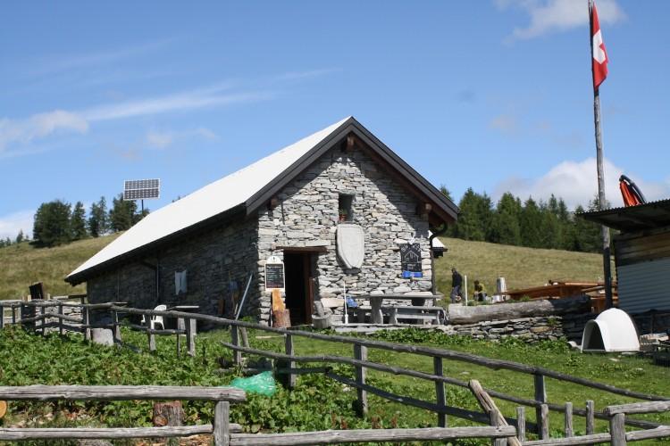 Progetto Parco Nazionale del Locarnese
