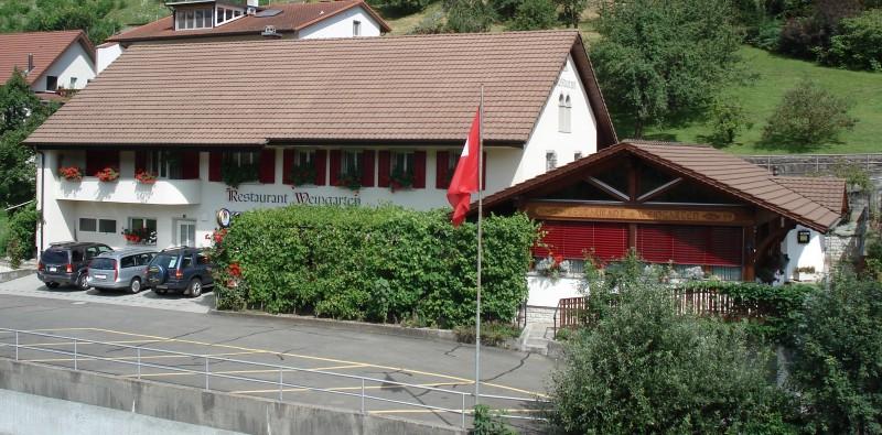 Ristorante Weingarten