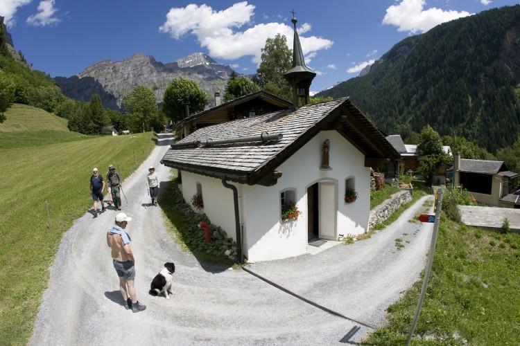 Sentier des chapelles