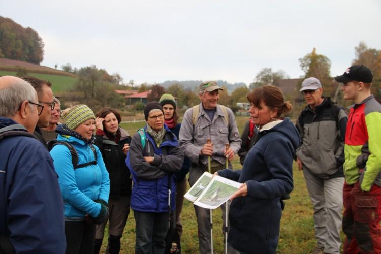 Wiesel-Workshop in Villigen