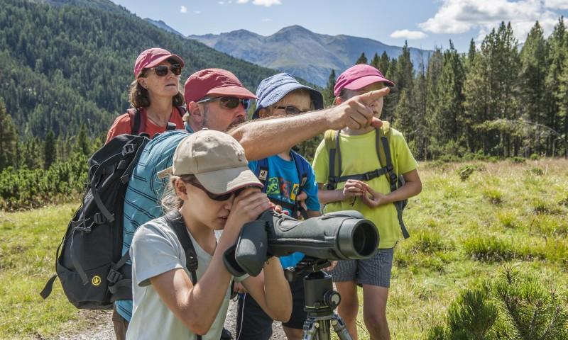 Escursione di prova Il Fuorn - © ©Schweizerischer Nationalpark/Hans Lozza