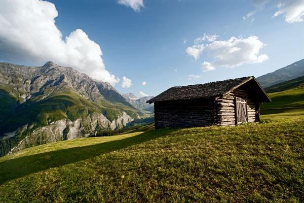 Walserweg Safiental (3 Tage)