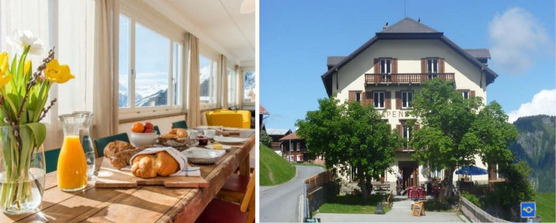 Pension Alpenblick Tenna