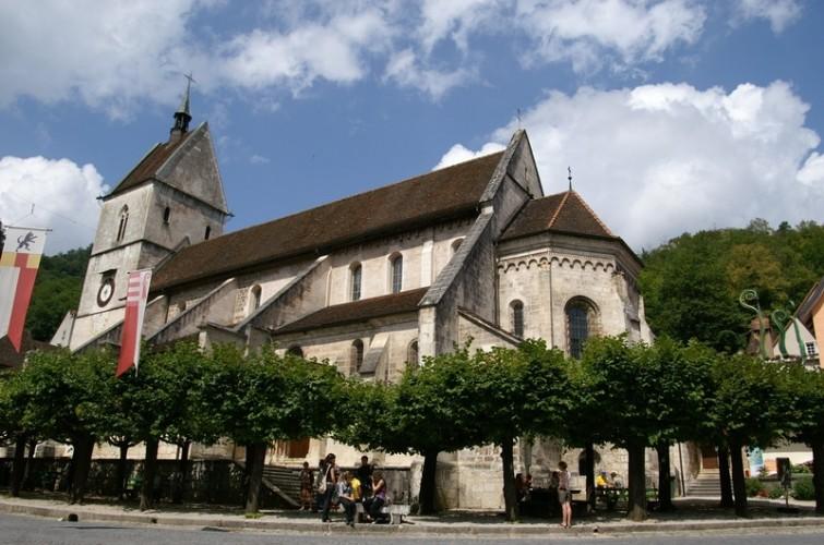 Stiftskirche und Kloster