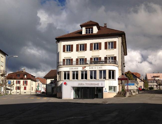 Tourismusbüro - Saignelégier