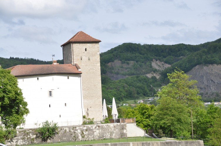 Burgen Ruinen Schlösser Jurapark Aargau
