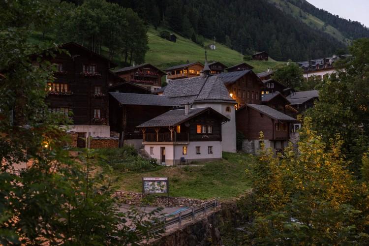 Tourismusbüro Binn