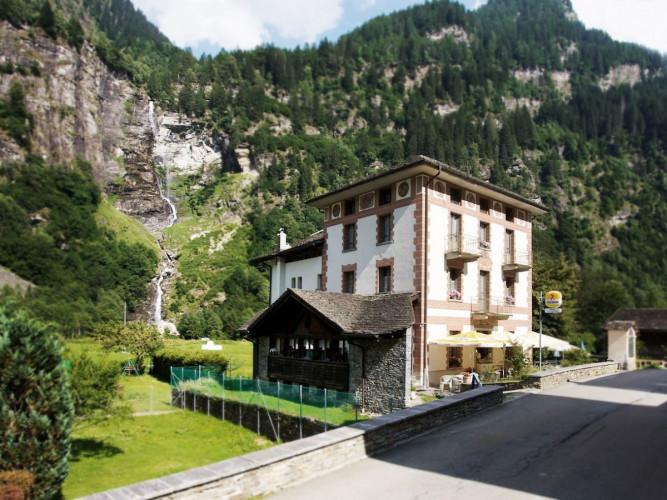 Hotel - Restaurant La Cascata - © LaCascata