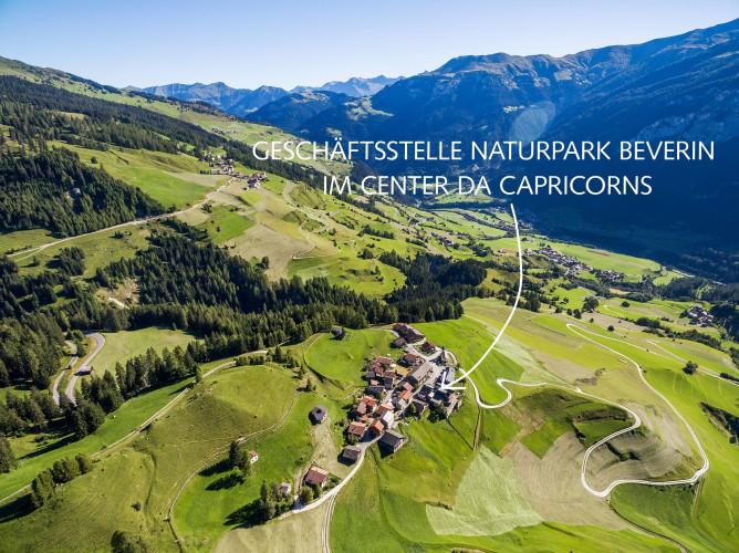 Blick ins Naturpark-Büro - © ZHAW, Frank Brüderli