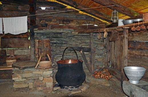 Renovation Hanschbielhütte