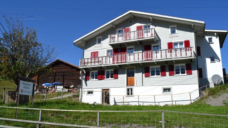 Gasthaus Alpina - © Gasthaus Alpina