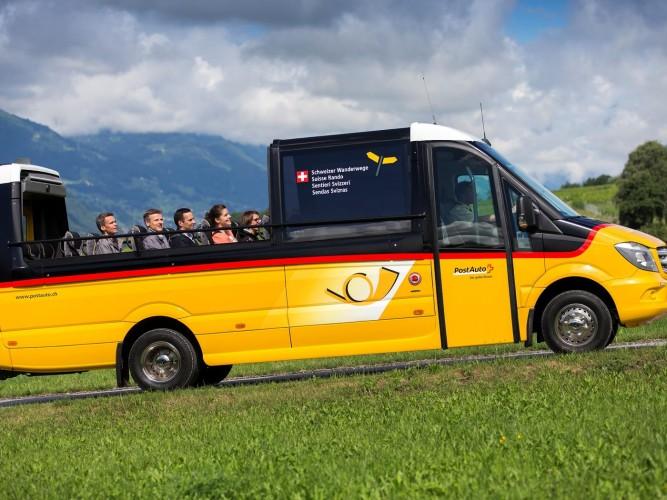 Rosinenpicker-Bus