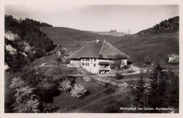 Bergwirtschaft Linde Brocheten