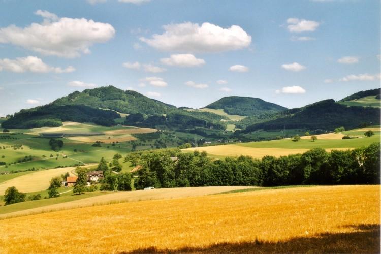 Haute route Fricktal