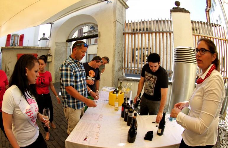 Cour des sens / Wine & brunch