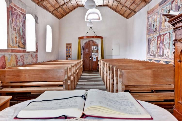 Dorf- und Kirchenführung Tenna