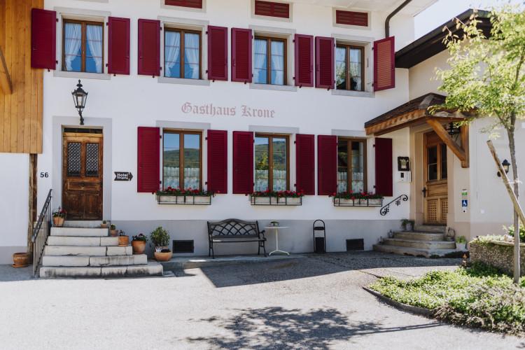Baders Gasthaus Krone