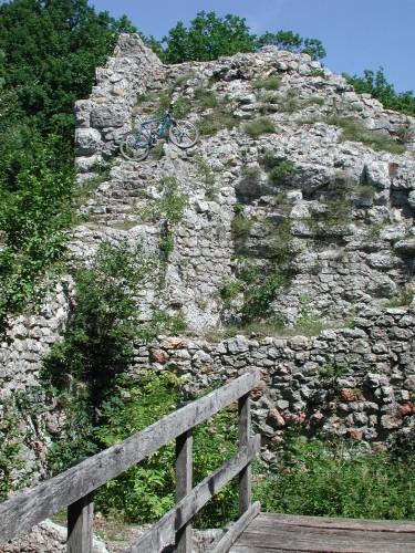 Ruine de Radegg