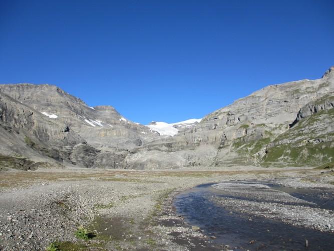 Itinéraire glaciaire