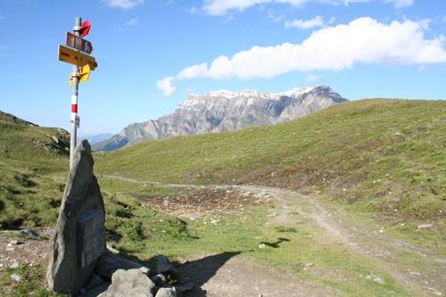 Walserweg Graubünden Etappe 3