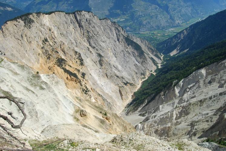 Geologie Illgraben (7H - 8H)