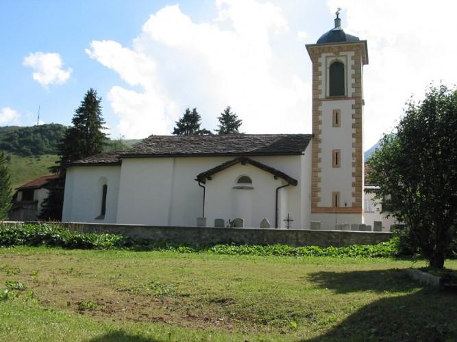 Pfarrkirche Son Giagl