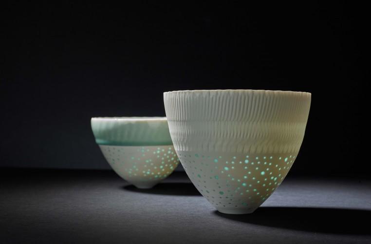 Keramikausstellung Fritz Rossmann