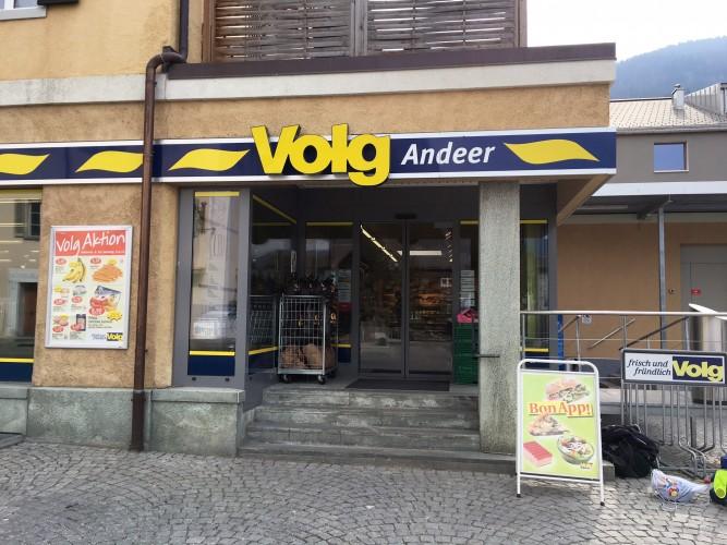 Volg-Laden Andeer