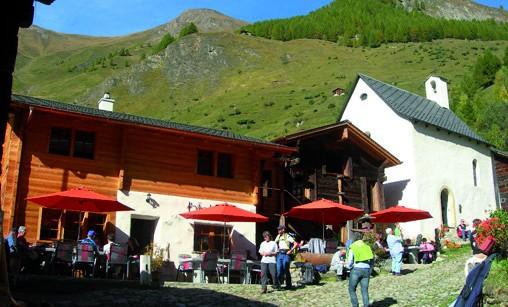 Open-Air-Kino im Weiler Fäld