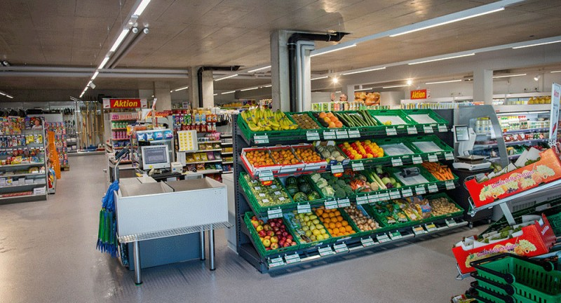 Zuzgen: Brogli AG Argo- & Frischmarkt