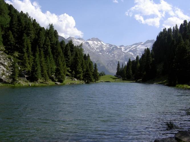 Fünf Bergseen in zwei Tagen