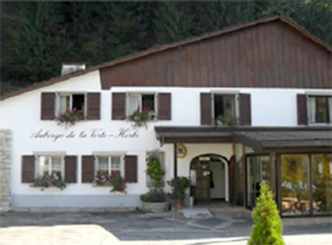 Restaurant La Verte-Herbe