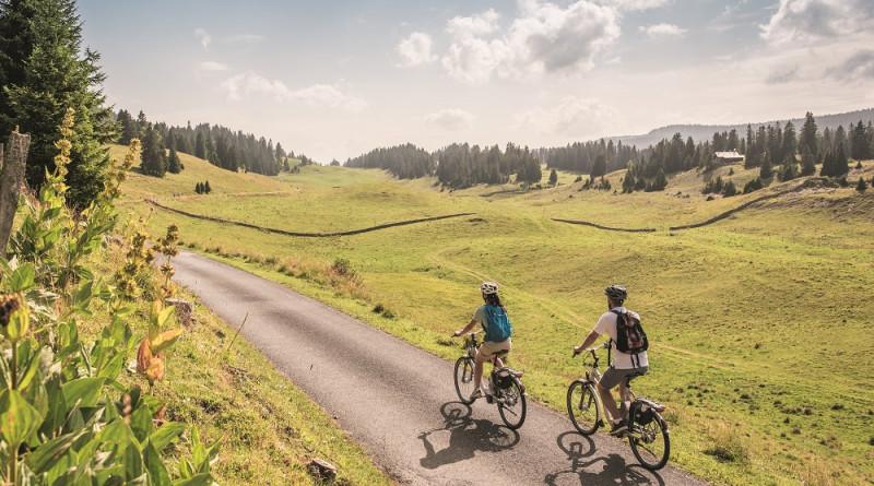 La Route Verte: Gesamtstrecke, Schaffhausen - Genf - © Switzerland Tourism