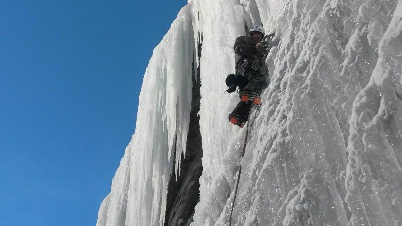 Eiskletterkurs ICE JACKS