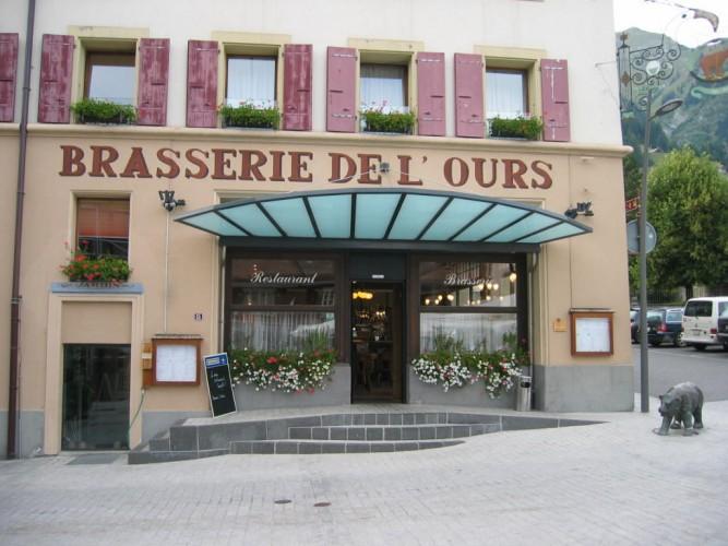Brasserie de l'Ours