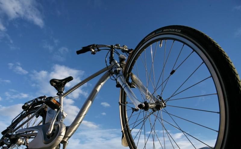 Vélo électrique, parc aventure