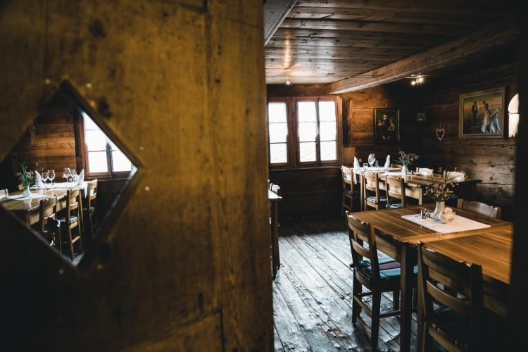 Restaurant Godswärgjistubu Albinen