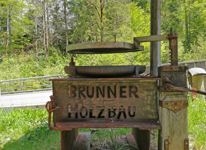 Feuerstelle Wampflen-Sagi am Talwanderweg