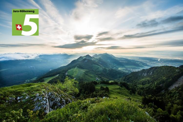 Jura-Höhenweg (Etappe 5)