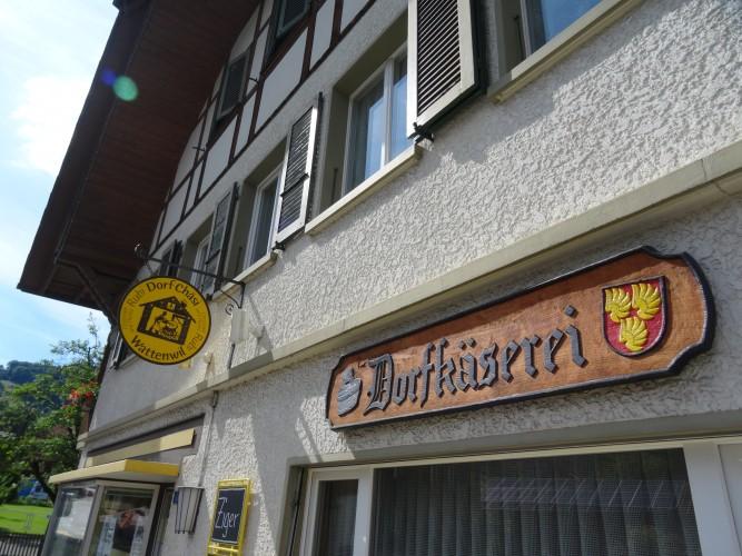 Dorf-Chäsi Wattenwil