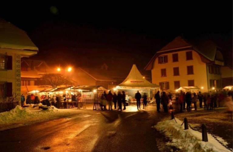 Weihnachtsmarkt in Herbetswil