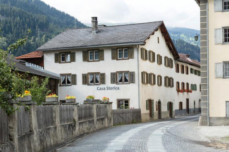 Familienangebot «Zeitreise im Geschichtenhaus Casa Storica» - © mathias kunfermann - demateo.com
